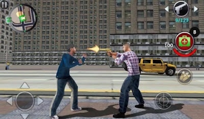 Download Grand Gangsters 3D Mod v1.1 APK Unlimited Money