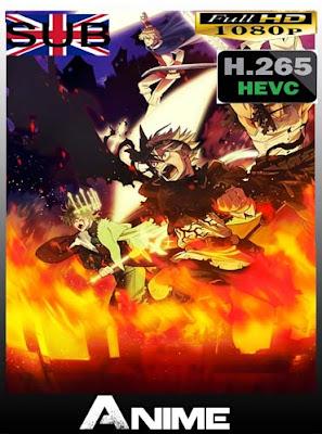 Black Clover VOL 1x265 HEVC HD [1080P] latino [GoogleDrive-Mega]dizonHD