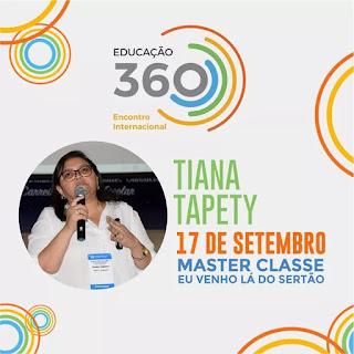 Secretaria de educação de Oeiras participará do encontro internacional Educação 360, na cidade do Rio de Janeiro