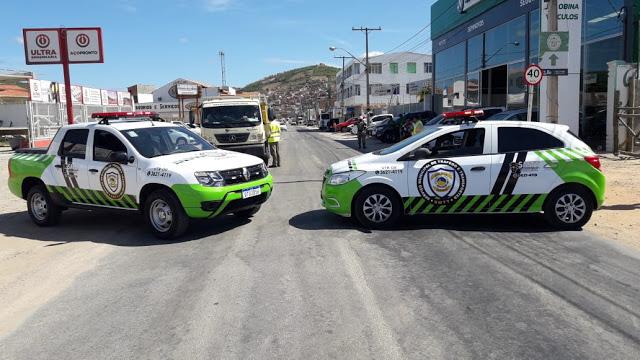 Jacobina: SMTT, PM, PRF e Defesa Civil participam de testes de sirenes da Yamana Gold