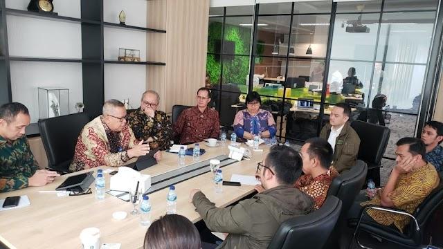 Rapat Koordinasi Dengan Kemenlu, HIPMI Janji Bawa Anggotanya Bisa Ekspor ke Luar Negeri