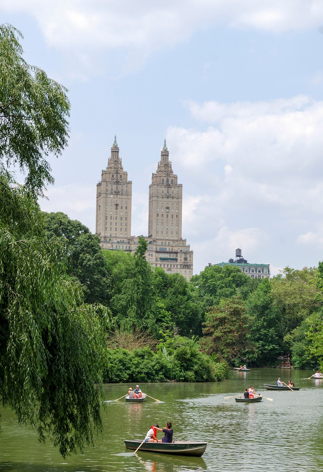 new york itinerary guide plan central park manhattan towers