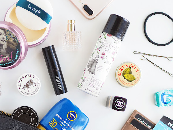 Handbag Friendly Beauty: My on-the-go essentials