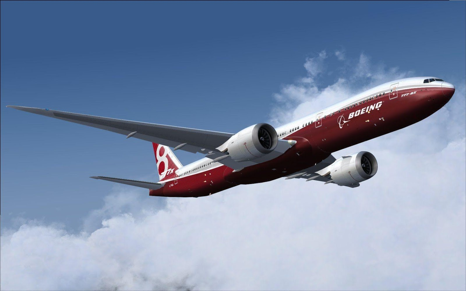 IAI Gears to Begin Delivery of 777X Assemblies wallpapers