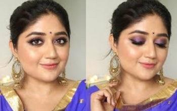 Navratri/Durga Puja 2017 Makeup Tutorial