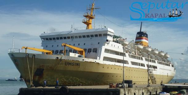 Foto Kapal Laut Pelni KM Umsini