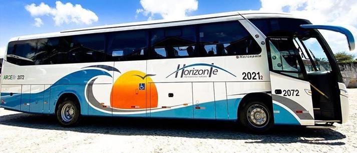 Horizonte Transportes inova com aquisição de ônibus 0km