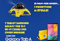 """Logo Concorso """"Buongiorno Nesquik"""" : in palio proiettori di stelle e Tablet Samsung"""