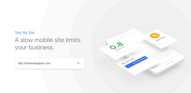Google Mobile Website Speed Testing Tool
