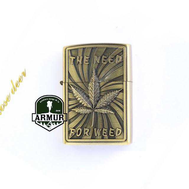 Bricheta tip zippo marijuana