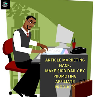 Article Marketing Hack