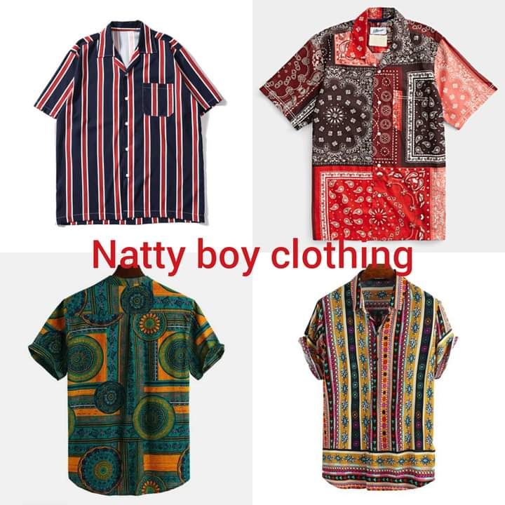[Clothing] natty Boy clothing - Vintage shirts, We deal in Vintage shirts/trousers - details #Arewapublisize
