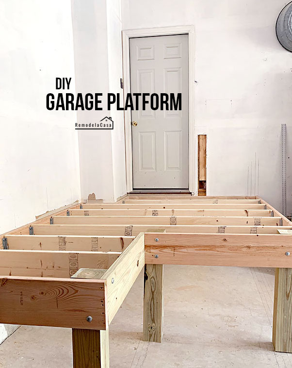 strong platform for getting in and out the house - #thdprospective