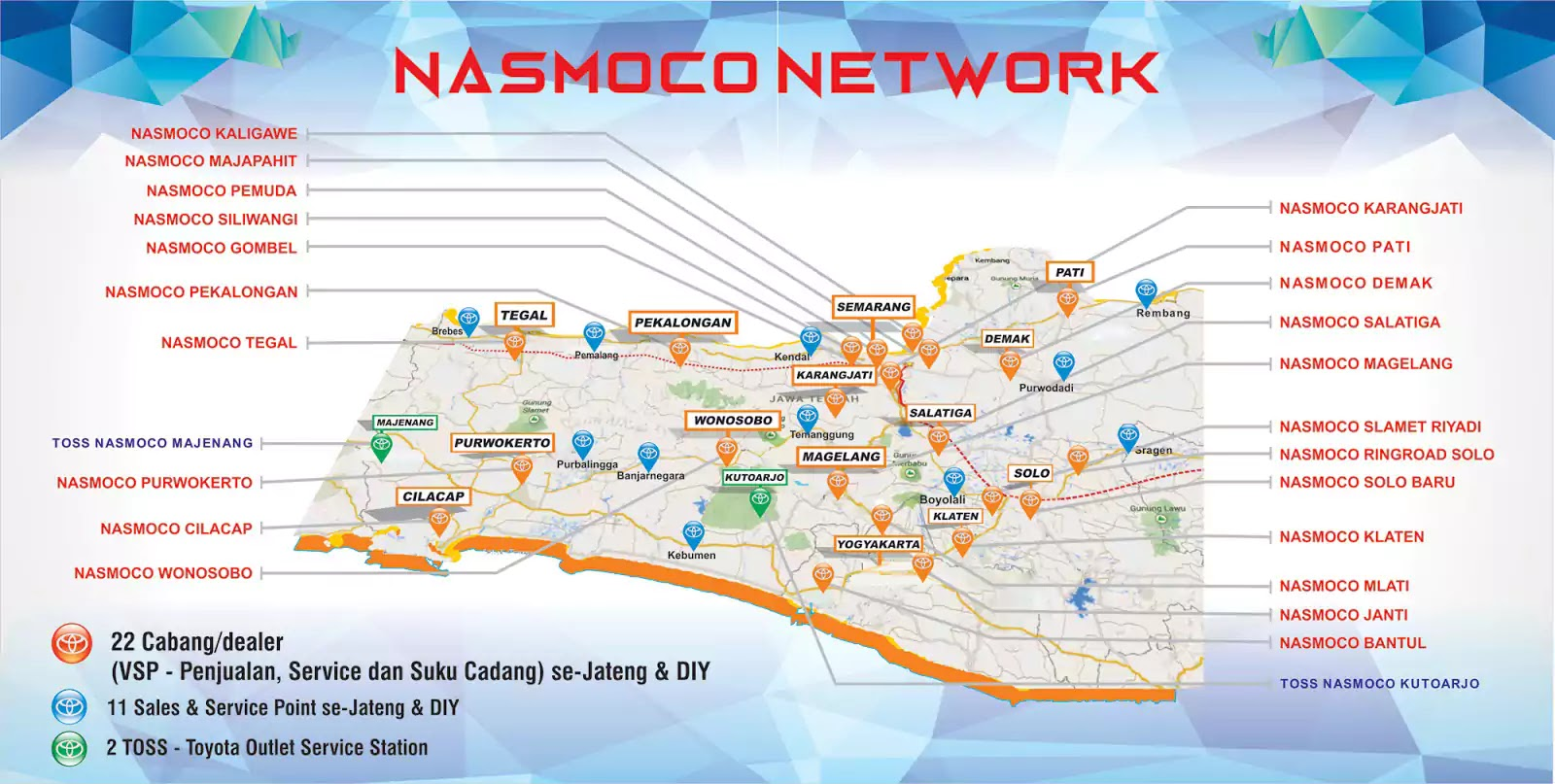 Cabang Nasmoco Jateng - DIY