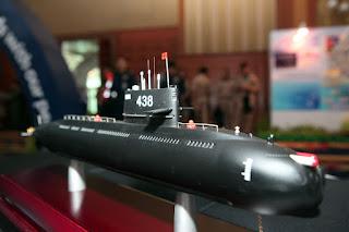 Kapal Selam buatan China