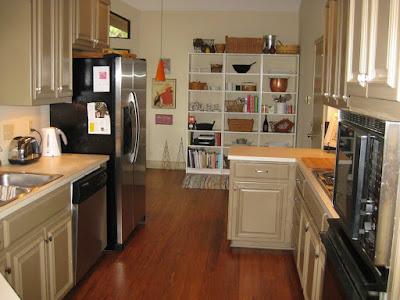 Tata Dapur Modern Anda Dengan Rapih