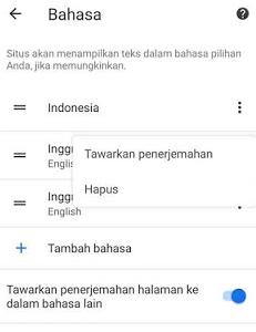 Cara Mengaktifkan Fitur Google Translate di Android