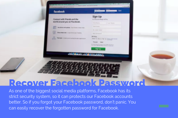 How To Recover Your Facebook Password<br/>