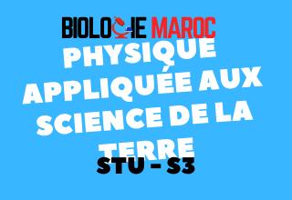 Cours Physique appliquée à la géologie S3 STU PDF