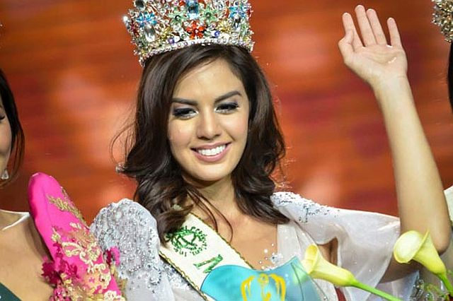 Imelda Schweighart Is Bitter After Losing To Miss Earth 2016: 'Miss Earth Dapat Natural!'