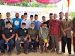 Rapat Pembentukan KORDA/DPD YK. TTKKDH Kabupaten Waykanan