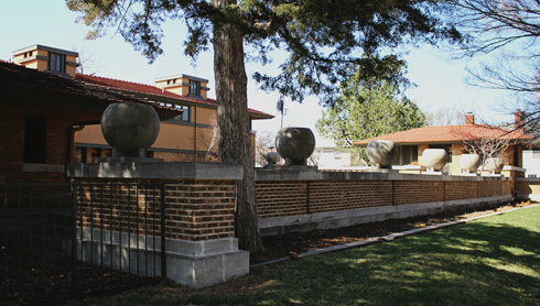 Allen House Wichita Kansas Frank Lloyd Wright