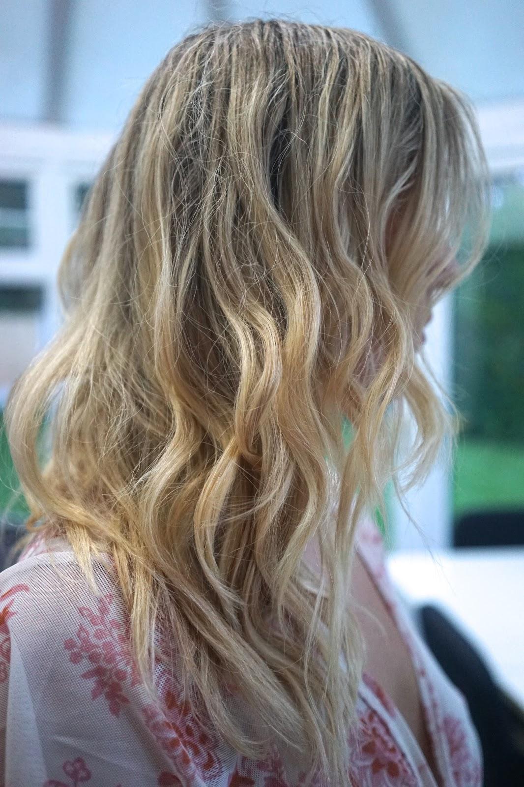 Ghd Hair Styles Amusing Emtalks Ghd Curve Curling Wand Review