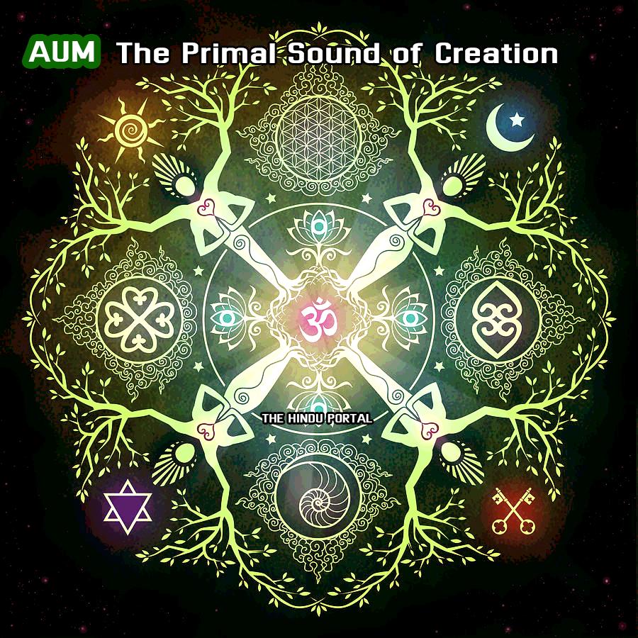 OM in Numinosity Mandala
