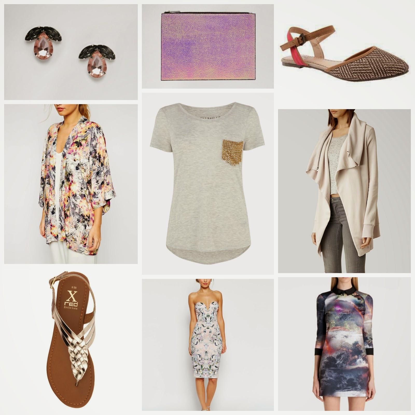 spring summer style wish list