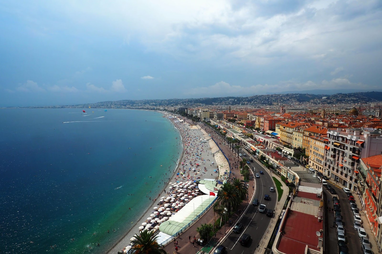 Pollution de l'air : Nice et Marseille pires élèves de France