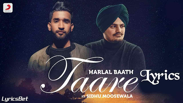 Taare Lyrics Siddhu Moosewala