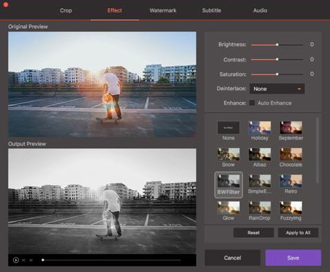 Editar Videos Wondershare Video Converter Ultimate 10