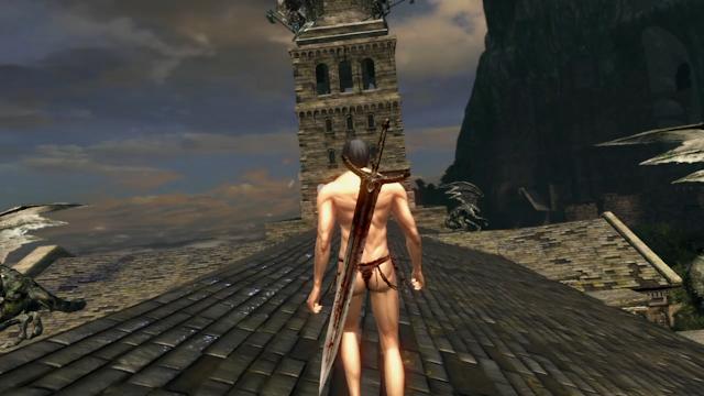 Gárgolas Boss Culo terso Dark Souls Remastered