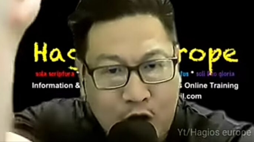 Mengamuk Saat Live, Paul Zhang: Saya Tidak Takut Sama Islam