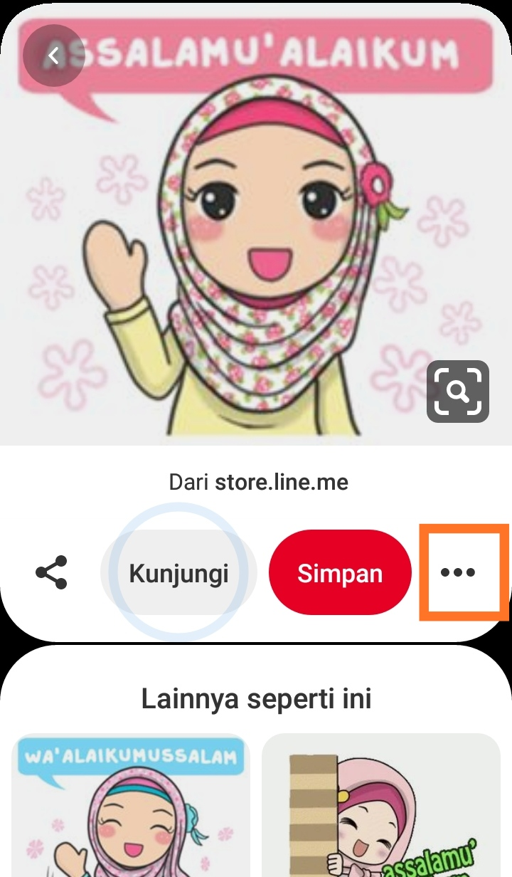 Cara Download Gambar Di Pinterest Iphone Android Pc Tanpa Aplikasi Mas Raffi