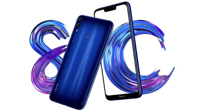 honor 8C specifications