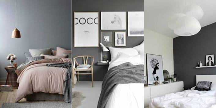Quarto cinza: 25 imagens para você se inspirar neste estilo