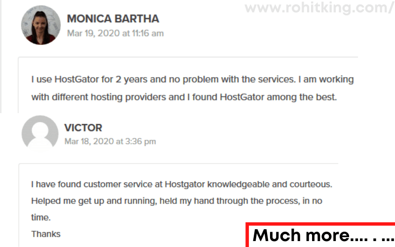 Customer-review-about-HostGator-hindi 1