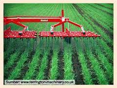 Industri Mesin Pertanian