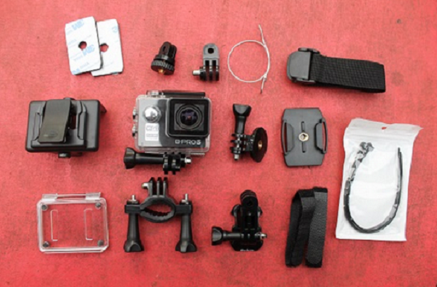 Camera review Brica B-5 Alpha Pro Edition Full HD action cam