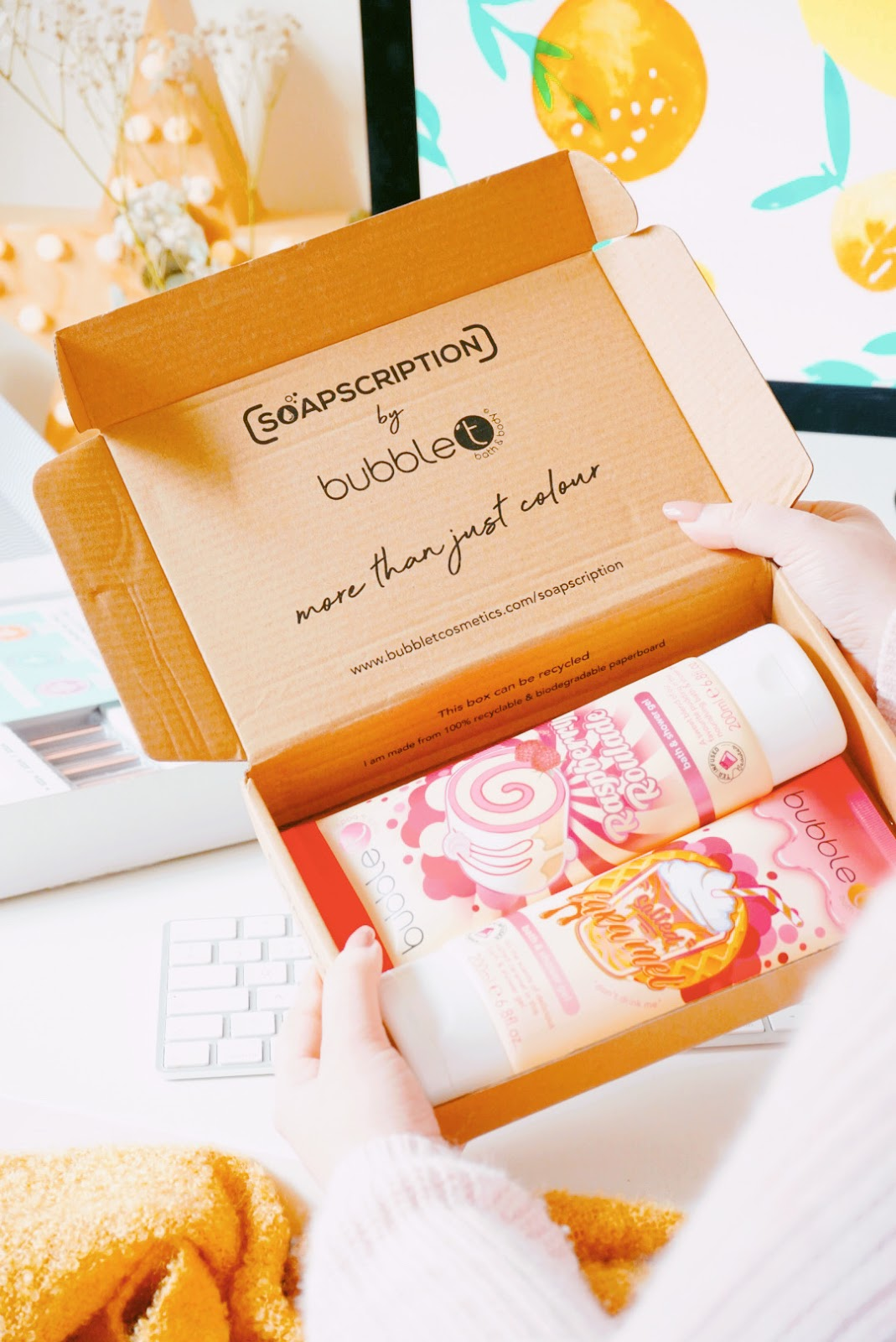 Subscription Boxes To Help You Get Through Lockdown