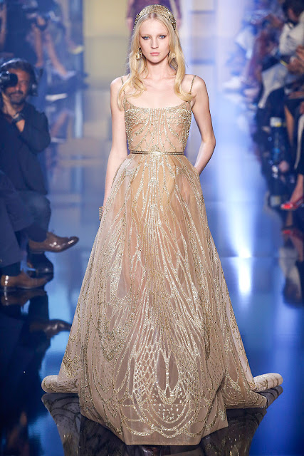 Elie Saab Fall-Winter 2015-2016 Couture
