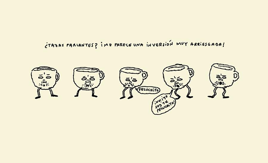 INVERSIÓN ARRIESGADA PARA EL EMPRENDEDOR