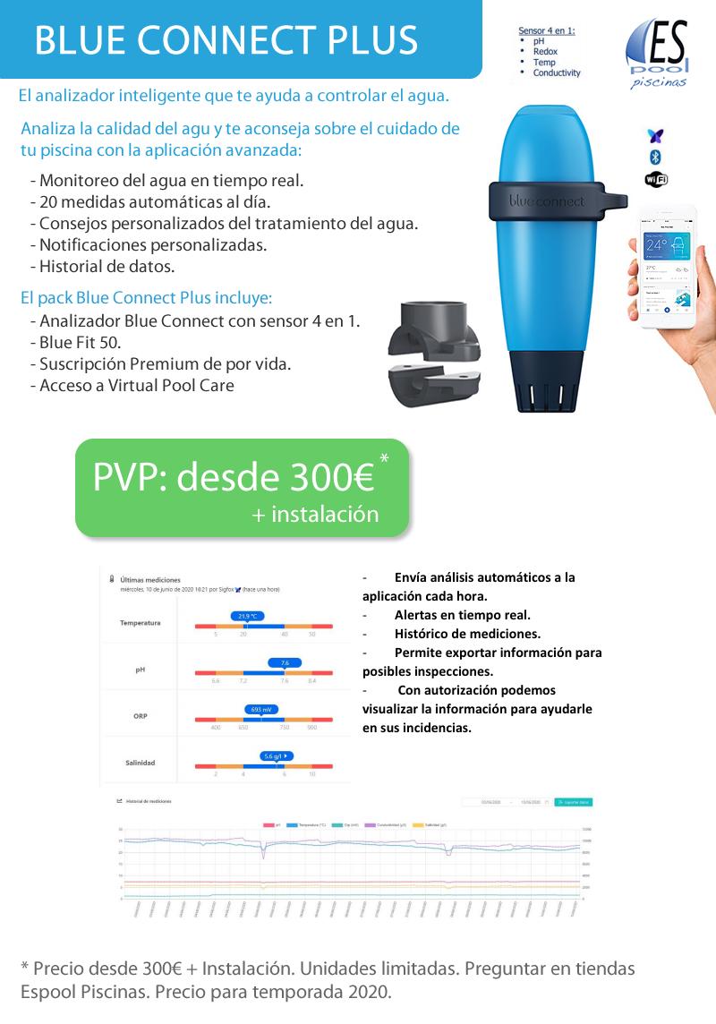 Compra el blue connect plus en tiendas Espool Piscinas en Guadalajara