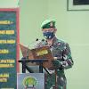 Danrem 101 Antasari Brigjen TNI Firmansyah Pimpin Upacara Sertijab Dandim