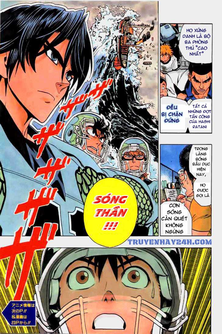 Eyeshield 21 chapter 120 trang 5