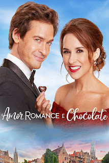 Amor, Romance e Chocolate - HDRip Dual Áudio