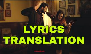 Mann Bharrya Lyrics in English | With Translation | – B Praak | Jaani, Himanshi Khurana