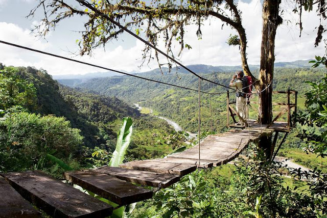 Turismo en Mindo Ecuador