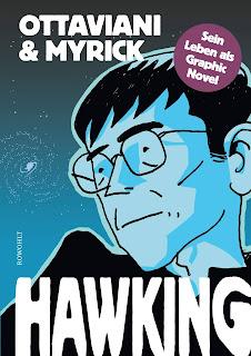 Comic Physik Forscher schwarzes Loch ALS Bestseller Buchtipp